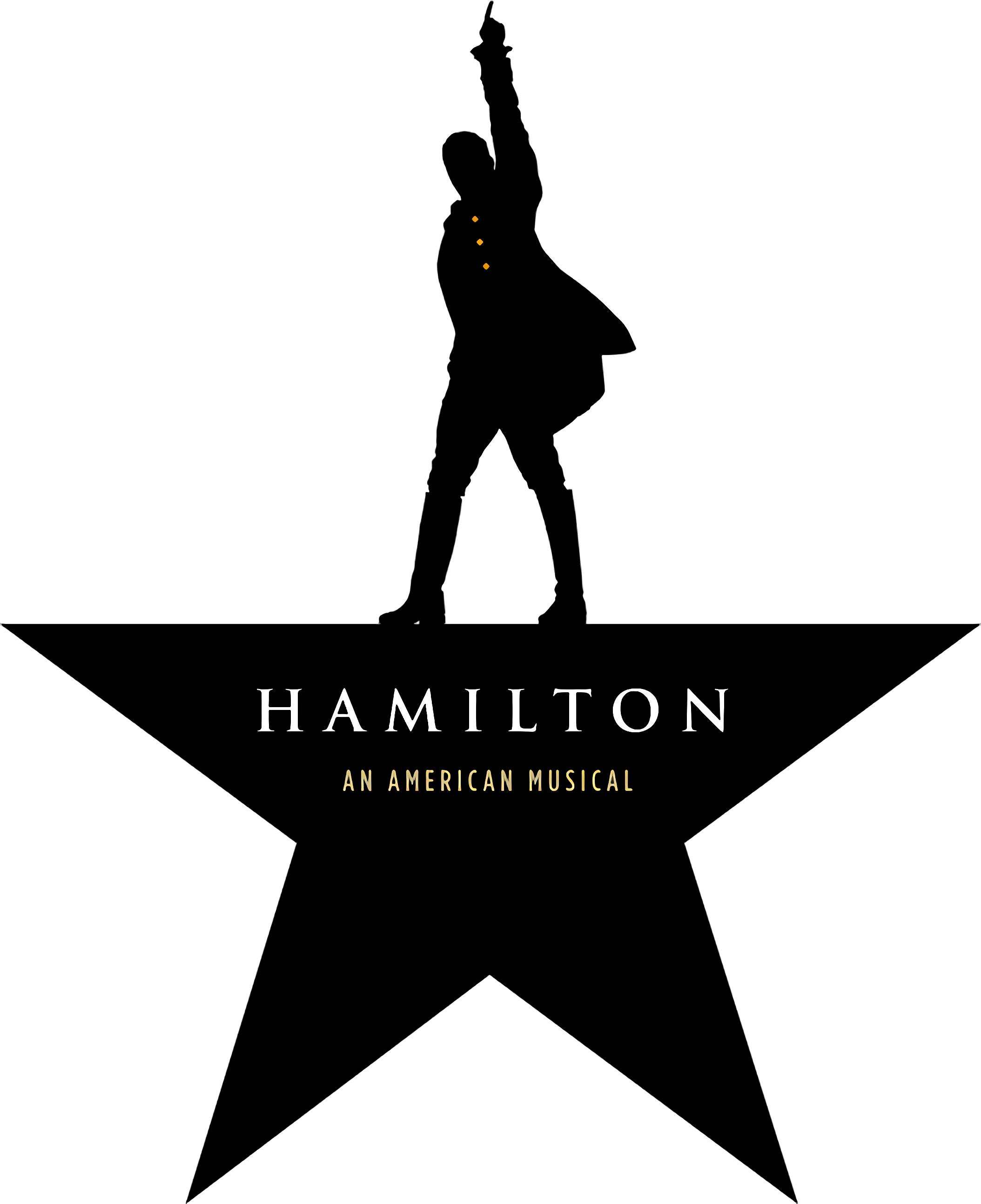 Musical Theatre Png - Hamilton Musical theatre Logo Broadway theatre - applause png ...
