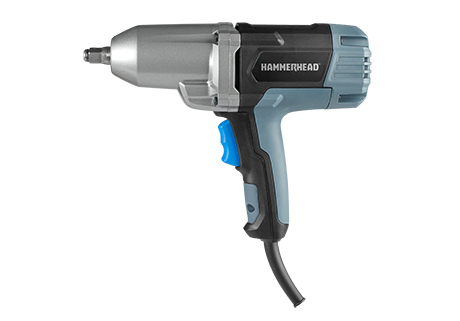 Power Wrench Png - HAMMERHEAD 7.5-Amp Impact Wrench, 1/2-Inch | Hammerhead Tools