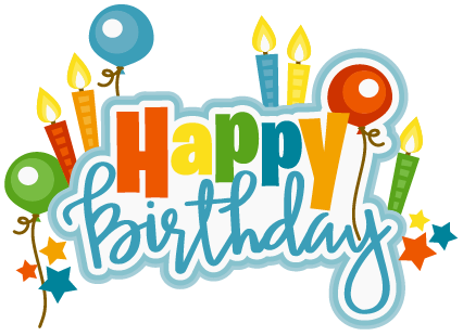 Happy 28th Birthday Png - Happy Birthday Banner Transparent Background | PNG Play