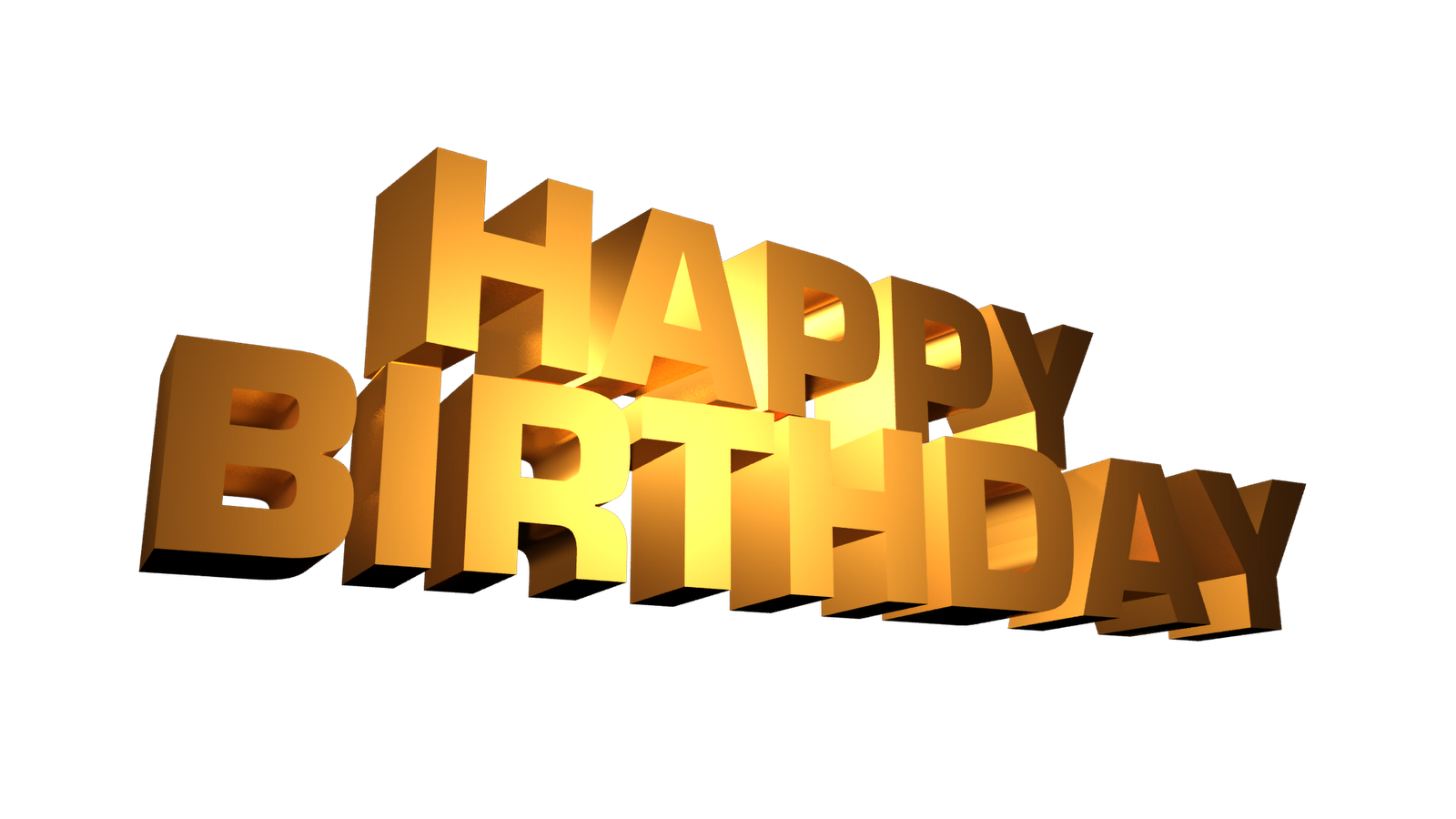 Happy Birthday Png - Happy Birthday PNG Free Download