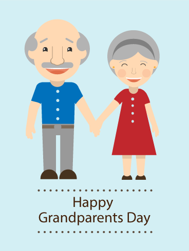 Grandmas Day Png Card - Happy Grandparents Day Card | Birthday & Greeting Cards by Davia