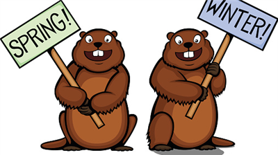 Groundhog Day Png - Happy Groundhog Day