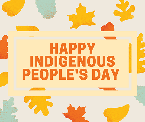 Indigenous Peoples Day Png - Happy Indigenous People's Day! :: CiAM.edu
