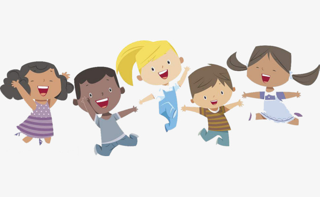 Download Happy Children Clipart Png - Happy Kids Clipart Png png images &  backgrounds for free. Seach and find more similar… | Happy kids, Kids  clipart, Kids poster