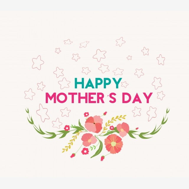 Mothers Day Greetings Png - Happy Mother Day Greeting Card, Mothers Day Clipart, Mother, Mom ...