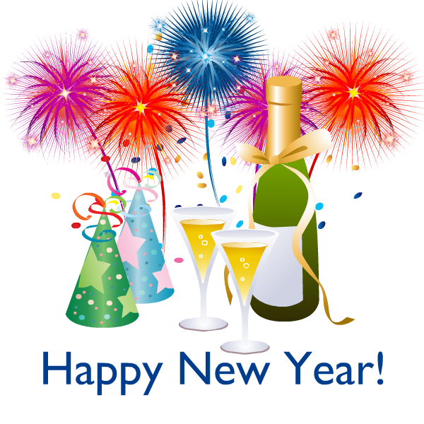 14++ New Year Png File