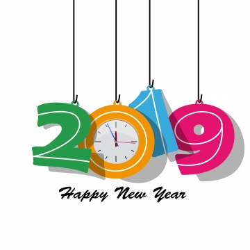 Happy New Year Png Images 31