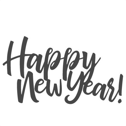 Happy New Year Text Png 69