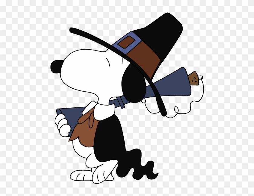 Happy Thanksgiving Free Pilgrim Snoopy V 387893 Png Images Pngio