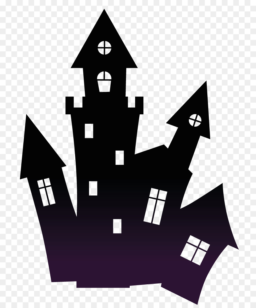 Haunted Attraction Png - Haunted House Cartoon