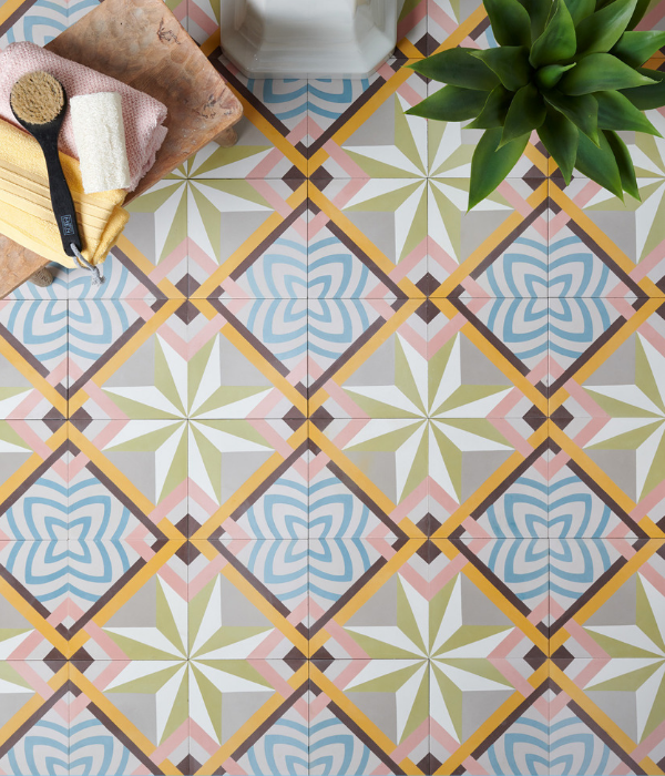 Encaustic Tile Png - Havana Encaustic Tiles | Artisans of Devizes