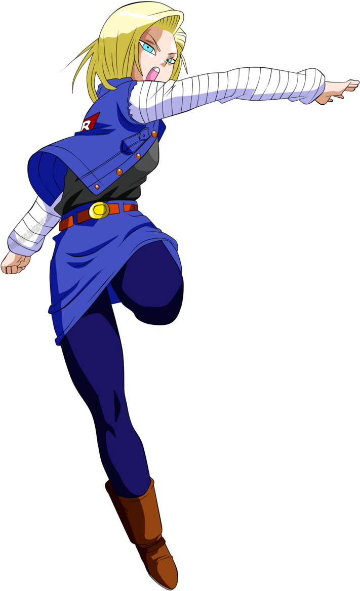 Android 18 Png & Free Android 18.png Transparent Images ...