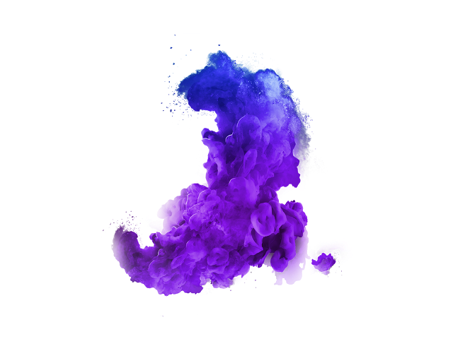 Blue And Purple Png - Hd blue color smoke png #43264 - Free Icons and PNG Backgrounds