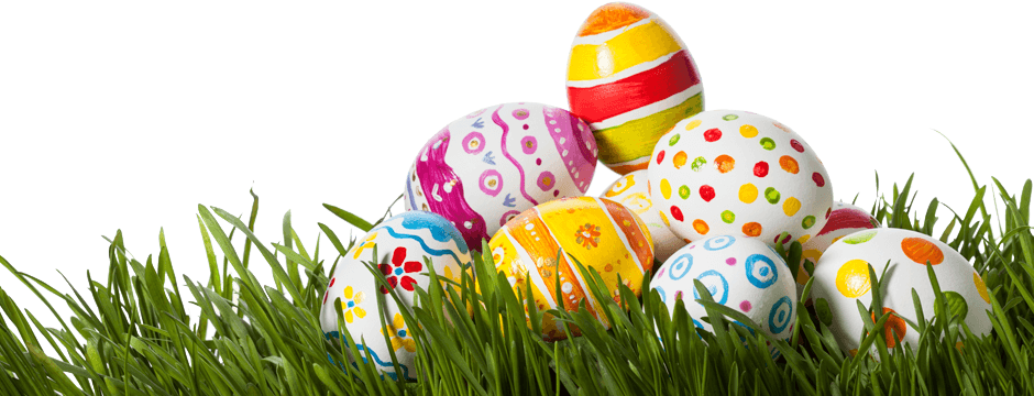 Easter Eggs İn Grass Png - HD Easter Grass Eggs Png Photo - Transparent Easter Eggs Png ...