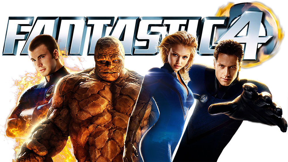 Fantastic Four Pngs - HD Fantastic Four Clearart Image - Fantastic Four Movie Png ...