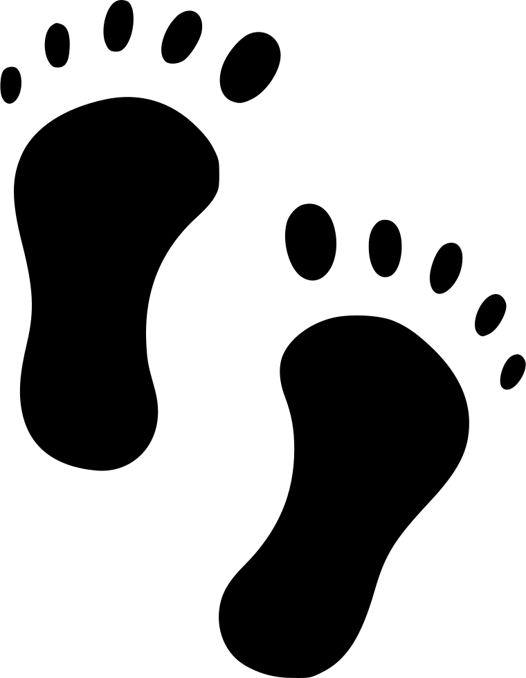 Foot Step Png - HD Foot Step Footsteps Comments - Footst #1240174 - PNG Images - PNGio