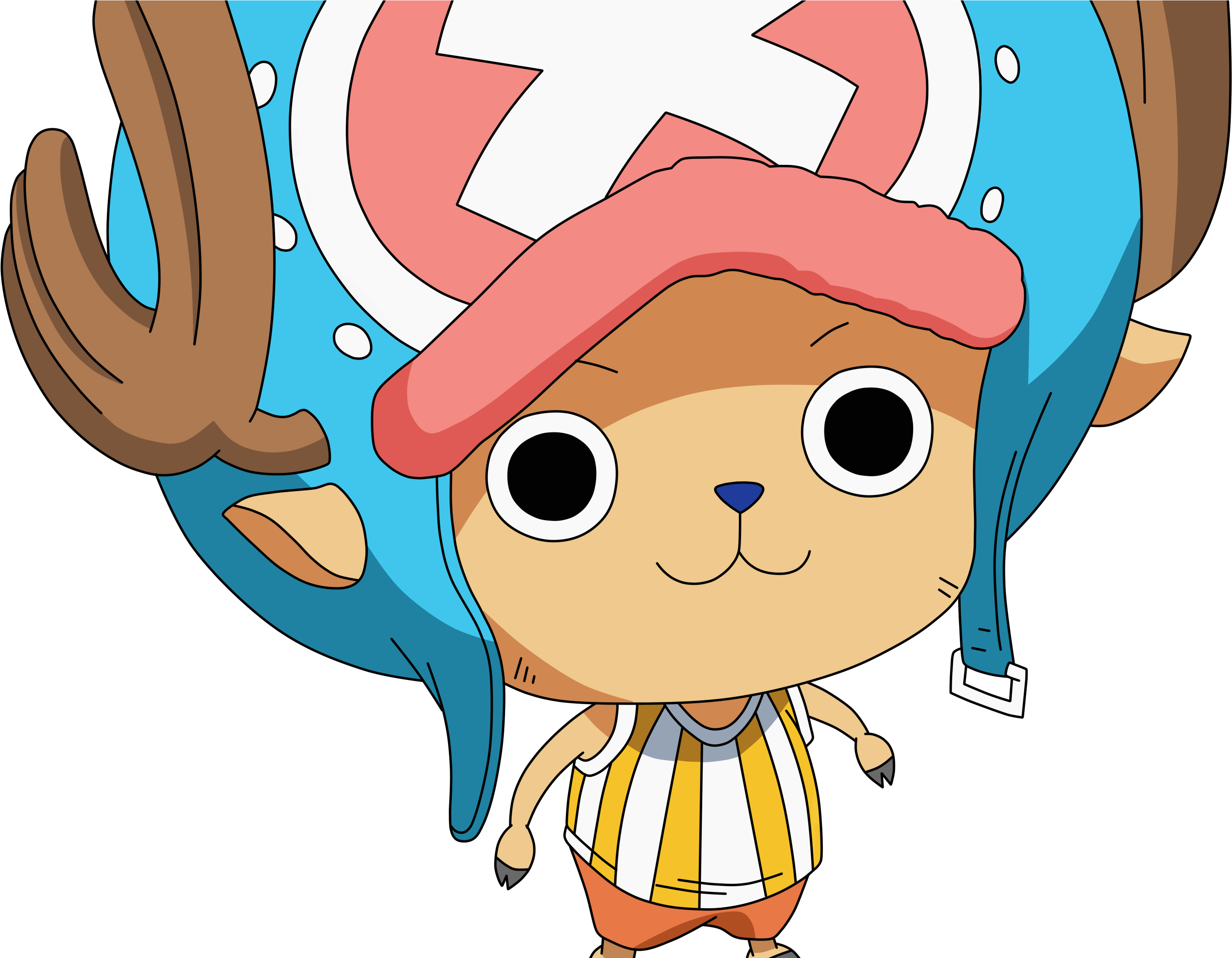 hd one piece chopper wallpapers for android on wallpaper cute one piece chopper png 2893 2249
