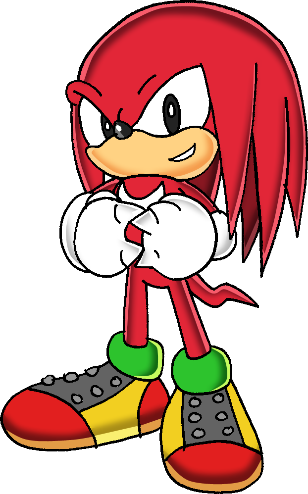 Sonic Knuckles 4png Free Sonic Knuckles 4 Png Transparent Images 30031 Pngio