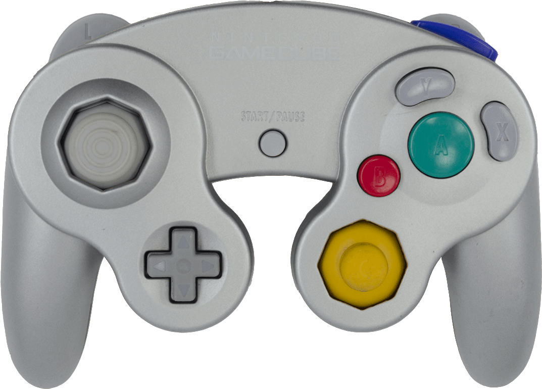 Gamecube Controller Png & Free Gamecube Controller.png ...