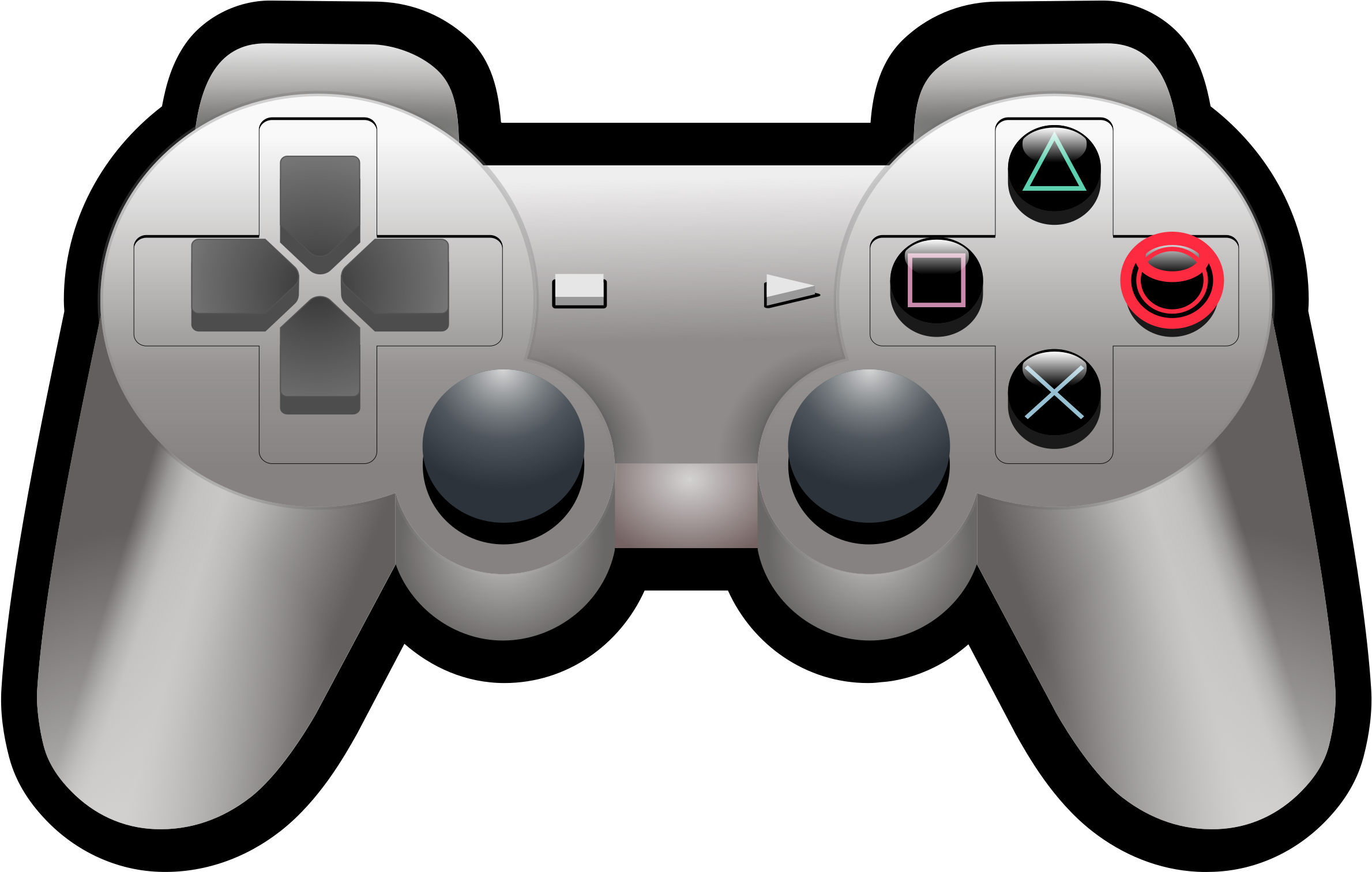 Hd Video Game Controller Transparent Bac 793253 Png Images Pngio