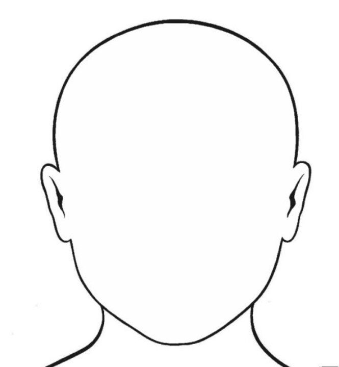 Head Outline Png - Head Outline Png (100+ images in Collection) Page 1