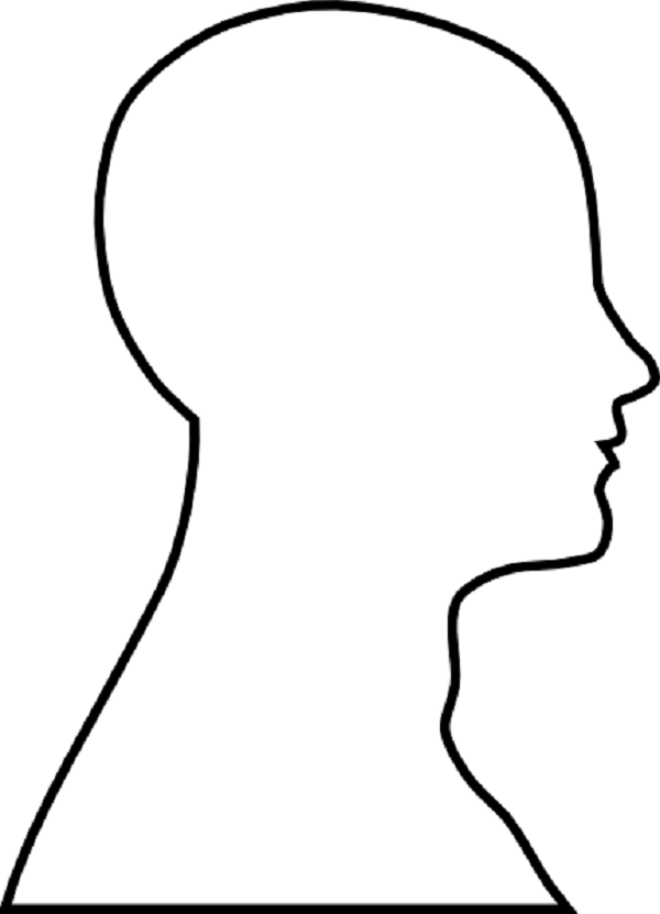 Head Outline Png - Head Outline Png (100+ images in Collection) Page 2