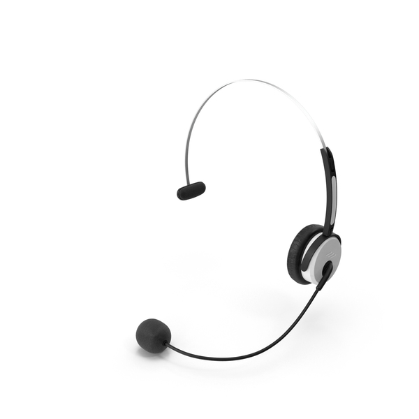 Phone Headset Png - Headset Mic PNG Images & PSDs for Download | PixelSquid - S111547347