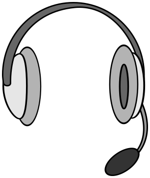 Phone Headset Png - headset - /telephone/headset/headset.png.html