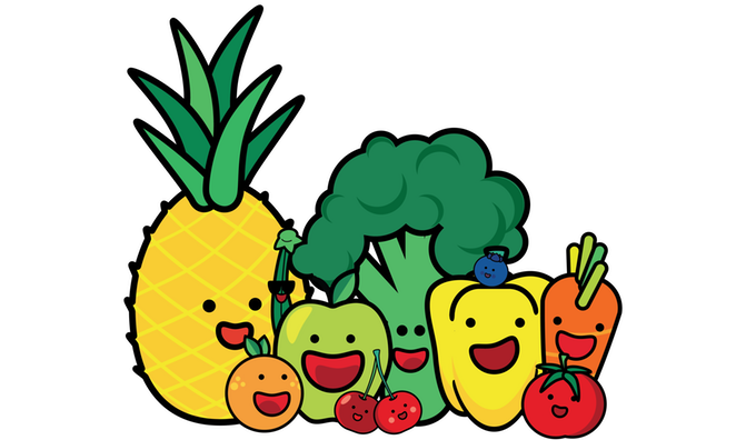 Healthy Food Cartoon Png Free Healthy Food Cartoon Png Transparent Images 99557 Pngio