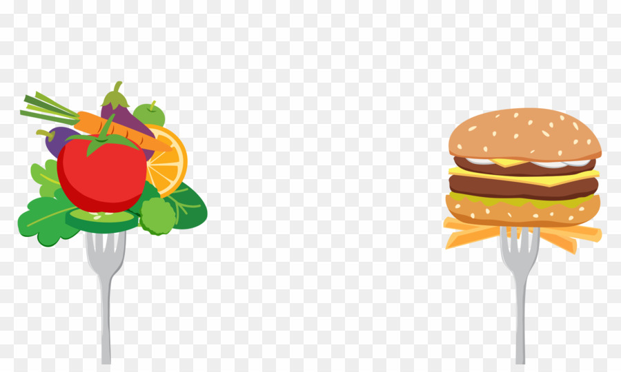 Healthy Food Vector Png Junk Food Health 1304251 Png Images Pngio