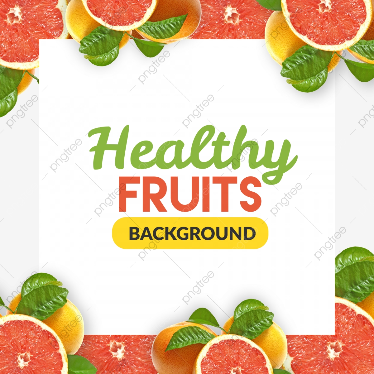 Fruit Background Png - Healthy Fruits Background, Fruit, Vector, Fruits PNG Transparent ...