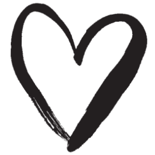 Black And White Wedding Hearts Png - Heart Black and white Wedding dress - heart png download - 512*512 ...