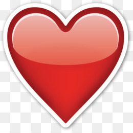 Heart Png Emoji - Heart Emoji PNG - Iphone Heart Emoji, Heart Emoji Transparent ...