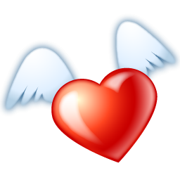 Heart With Wings Png Free Heart With Wings Png Transparent Images Pngio
