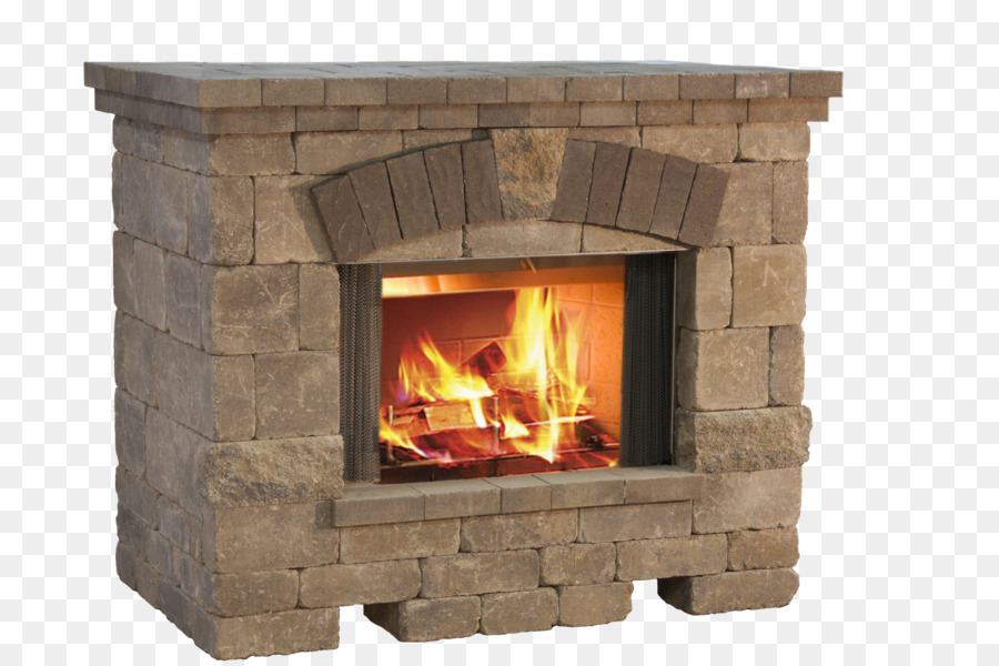Living Room With Fireplace Png - Hearth Fireplace Wood Stoves Living room Fire pit - chimney png ...