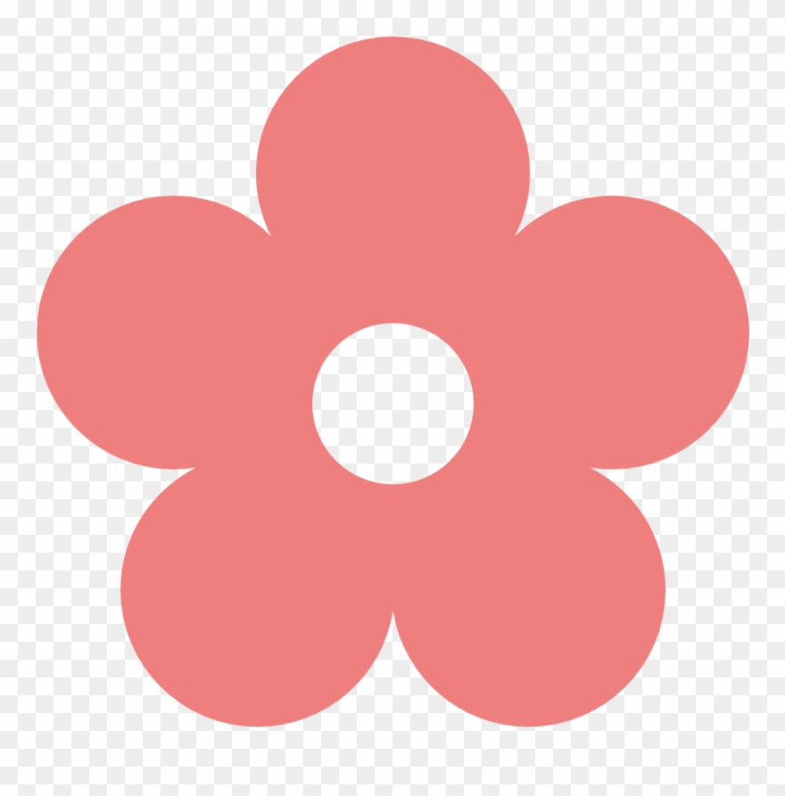 Coral Heart Png - Hearts Clipart Coral - Flower Cute Png Transparent Png (#60463 ...
