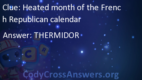 French Republican Calendar Png - Heated month of the French Republican calendar Answers ...