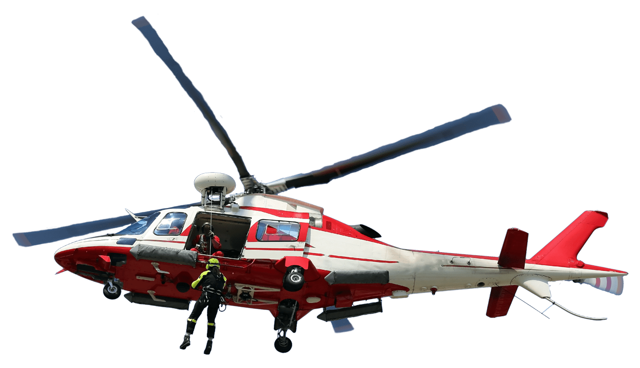Rescue Helicopter Png - Helicopter PNG