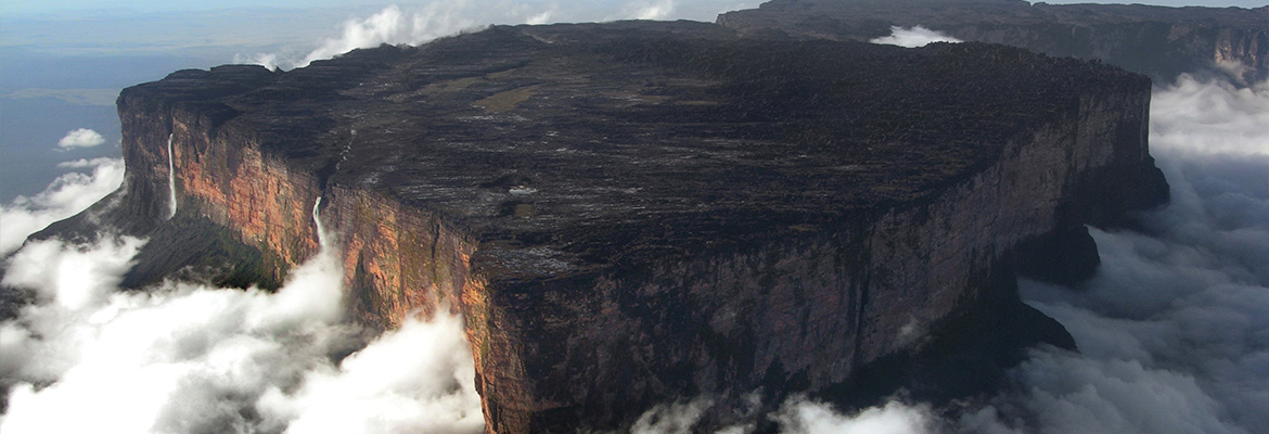 Mount Roraima Png - Helicopter to Mount Roraima and Canoe to Angel Falls » Redfern ...
