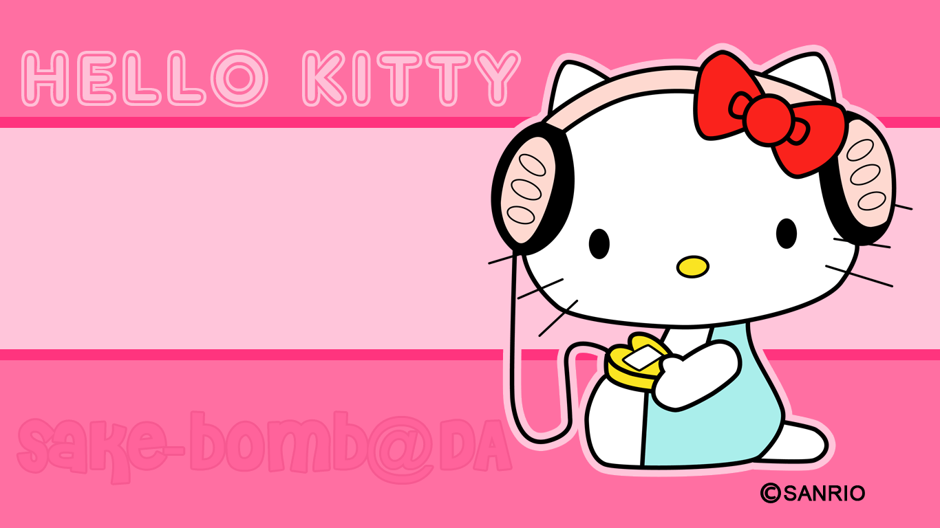 Glitter Hello Kitty Backgrounds For Puters & Free
