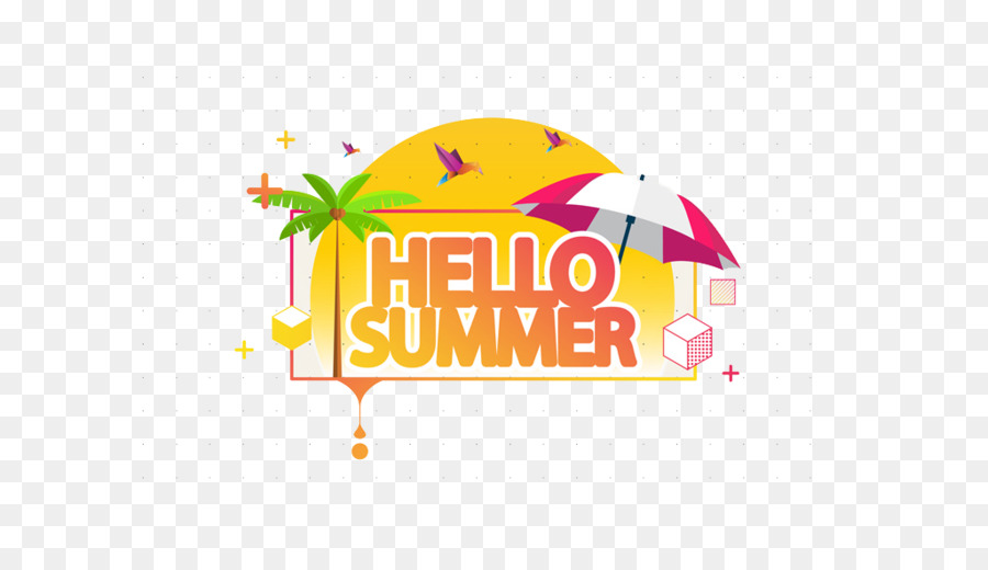 Hello Summer Png - Hello Summer png download - 1024*574 - Free Transparent Hello ...