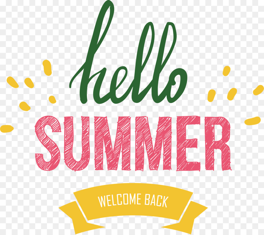 Hello Summer Png - Hello Summer png download - 1713*1519 - Free Transparent Hello ...