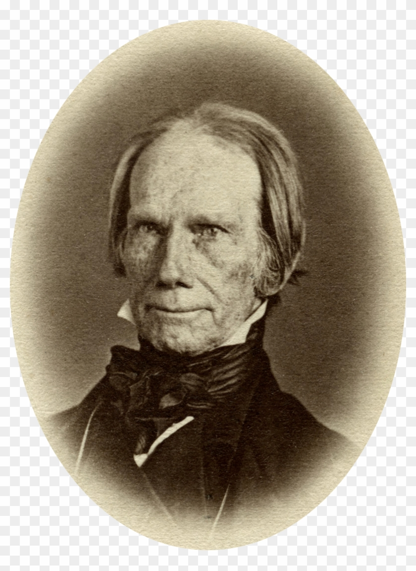 Henry Clay Png - Henry Clay By Brady - Henry Clay Png Clipart (#4088283) - PikPng