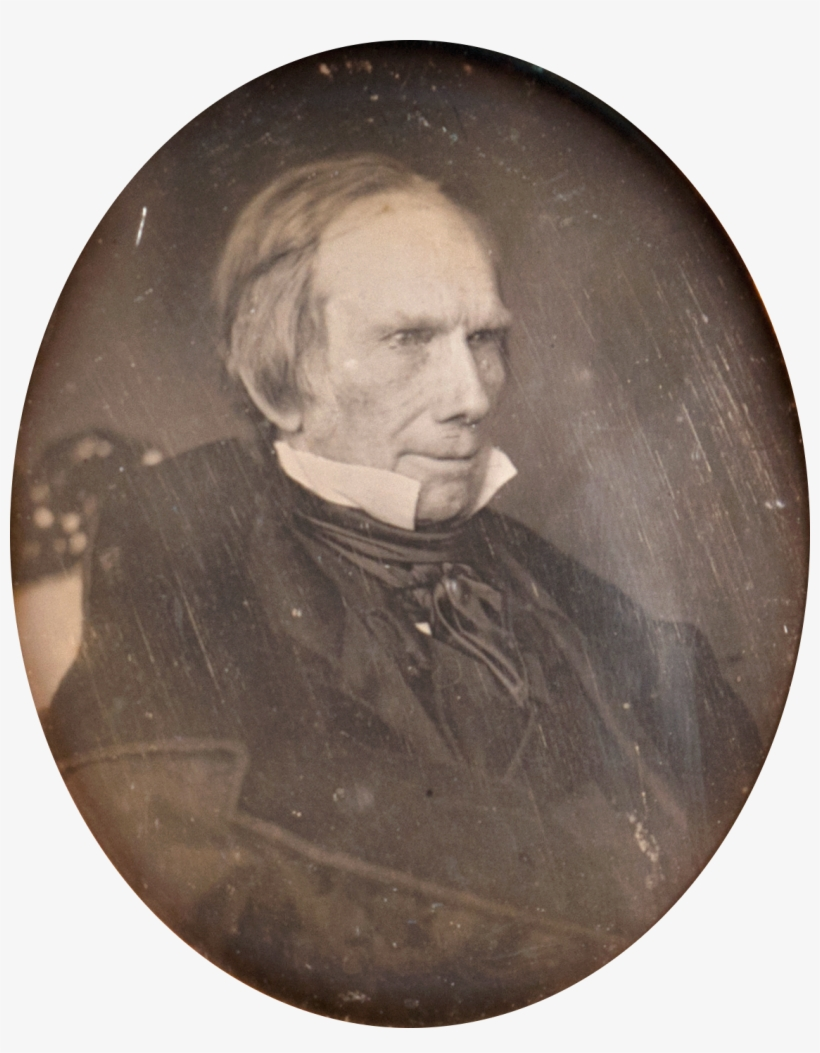 Henry Clay Png - Henry Clay By Marcus Root, 1848 - Henry Clay Png - Free ...