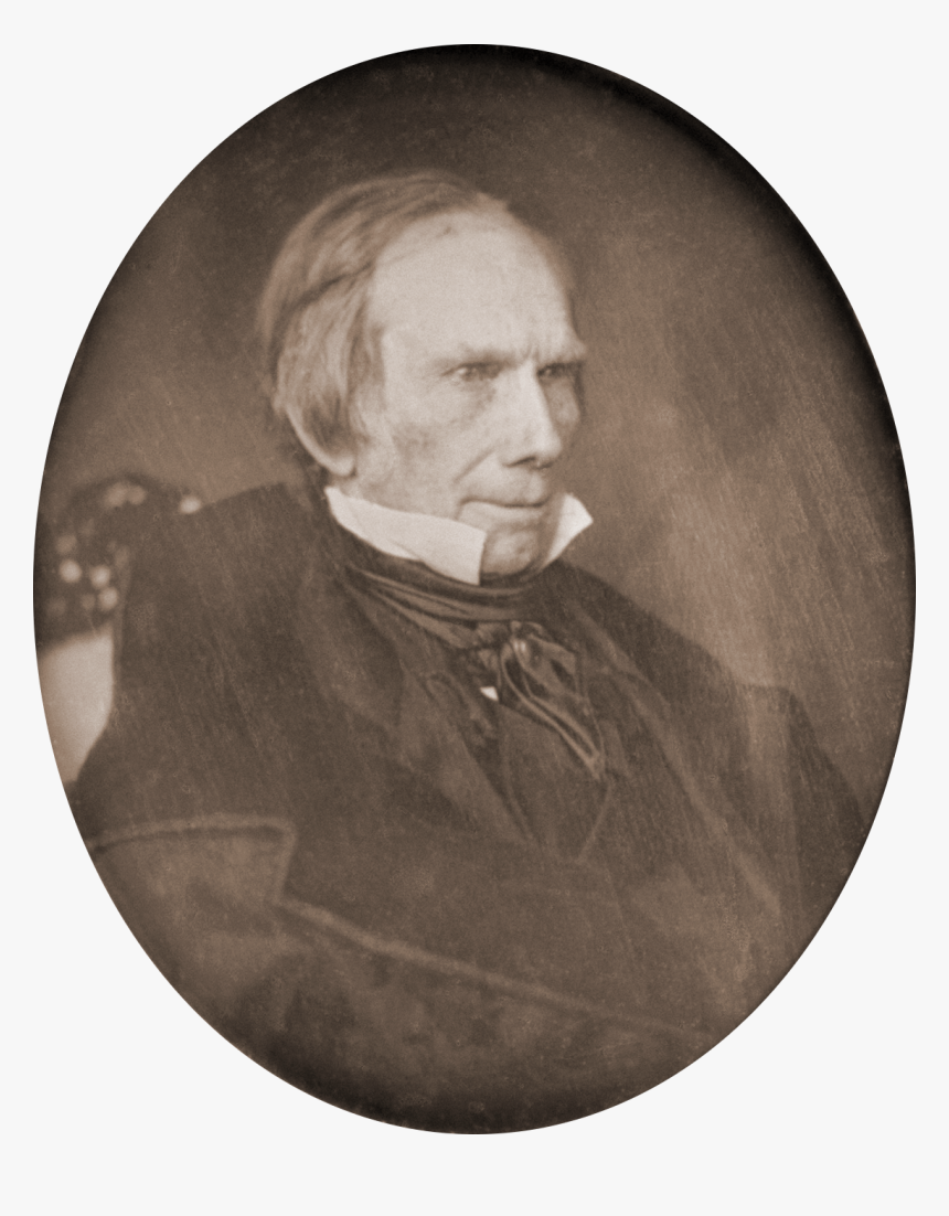 Henry Clay Png - Henry Clay By Marcus Root, 1848 - Henry Clay Png, Transparent Png ...