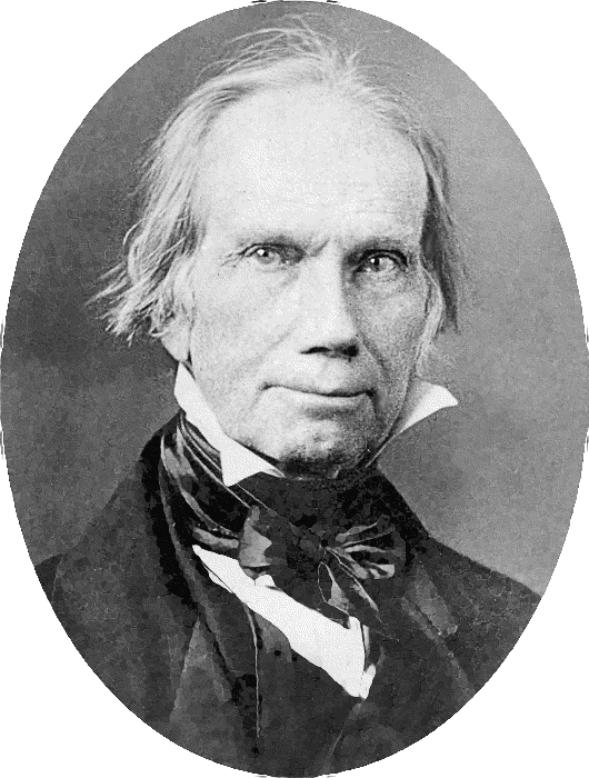 Henry Clay Png - Henry Clay headshot - /famous/American_statesmen ...