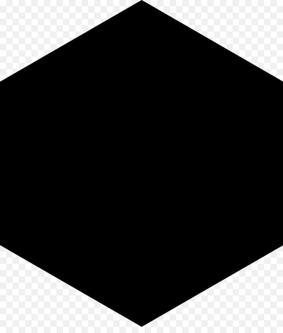 Black Hexagon Png - Hexagon Png - (++ png Collections)