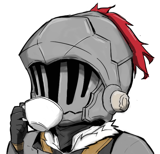 Goblin Slayer Transparent - Hey it's Goblin slayer here , wish everyone a happy mother's day ...