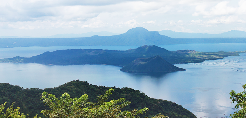 Taal Volcano Png - Hike to Taal Volcano, Tagaytay | What to Do