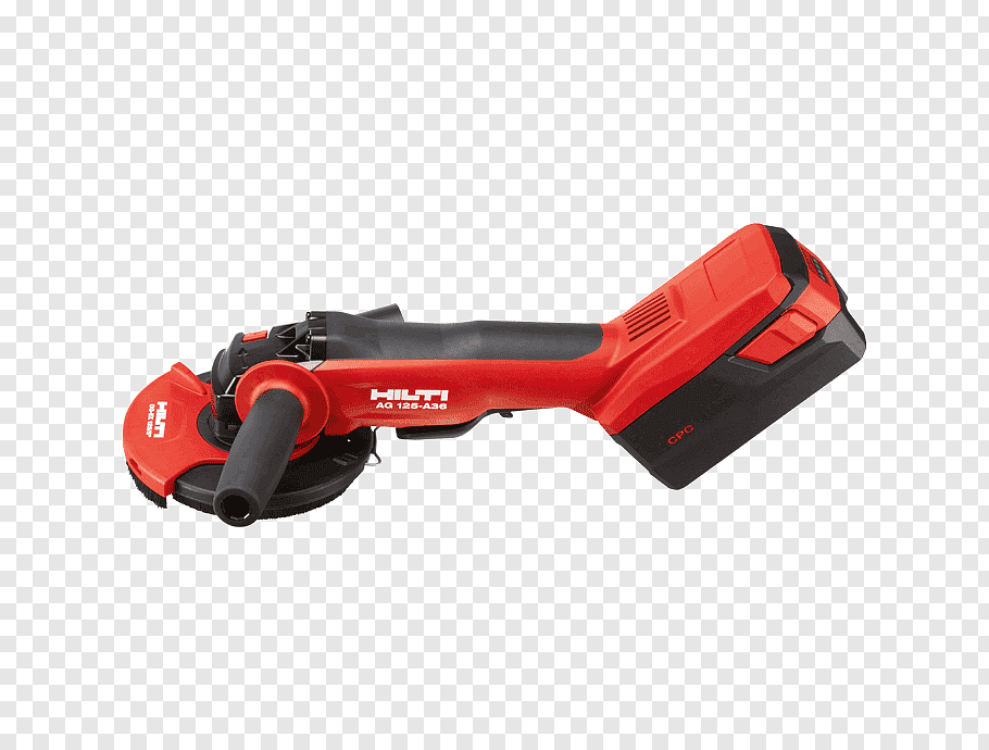 Hilti Png - Hilti Angle grinder Tool Cutting Cordless, Hilti PNG   PNGWave